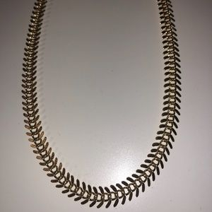 Forever 21 Gold Chain Necklace